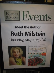 Ruth Milstein - Meet the author
